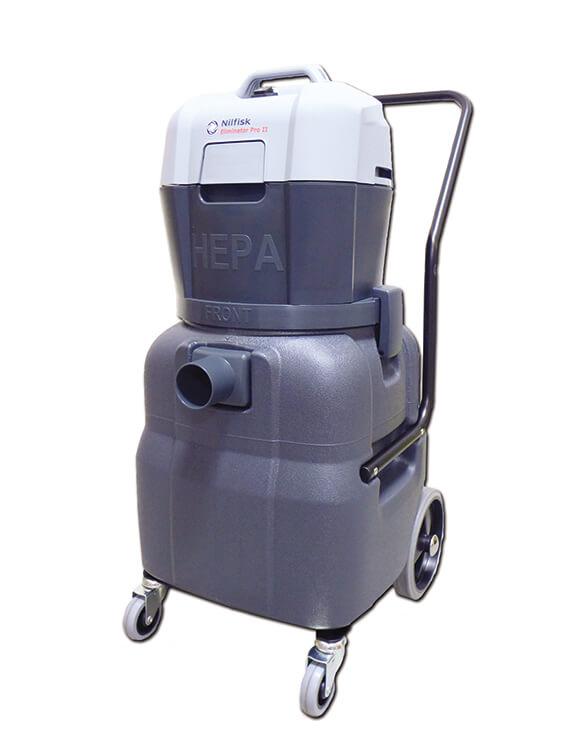 Eliminator Pro II Wet/Dry Vacuum