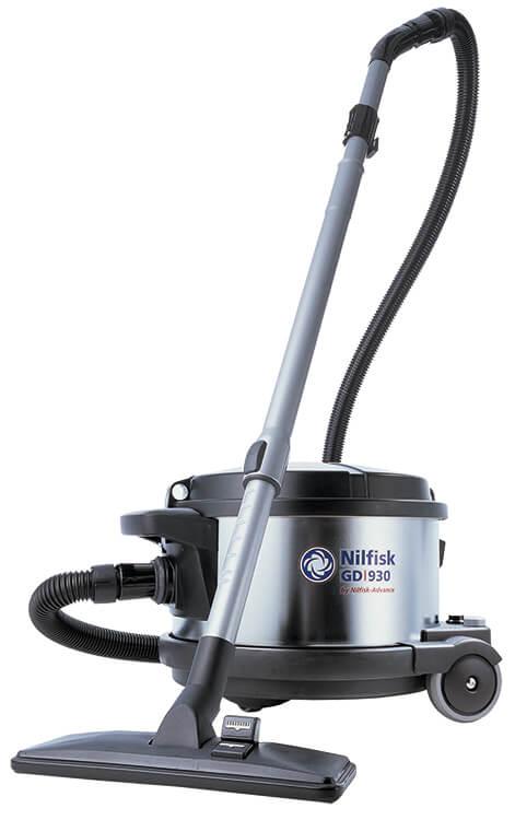 Hepa vacuum