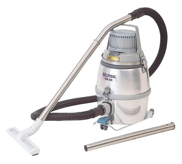 GM 80CR Cleanroom Vacuum