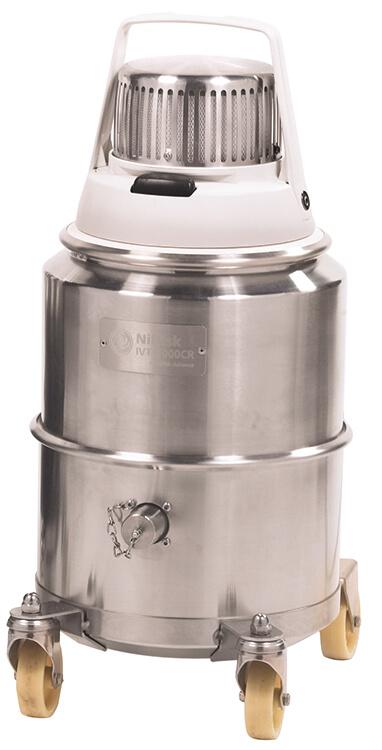 IVT 1000CR Cleanroom Vacuum