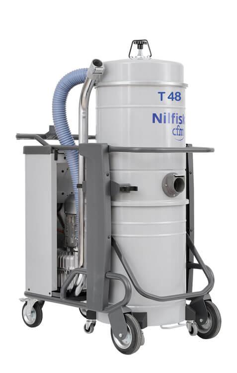 T48 Industrial Vacuum Cleaner
