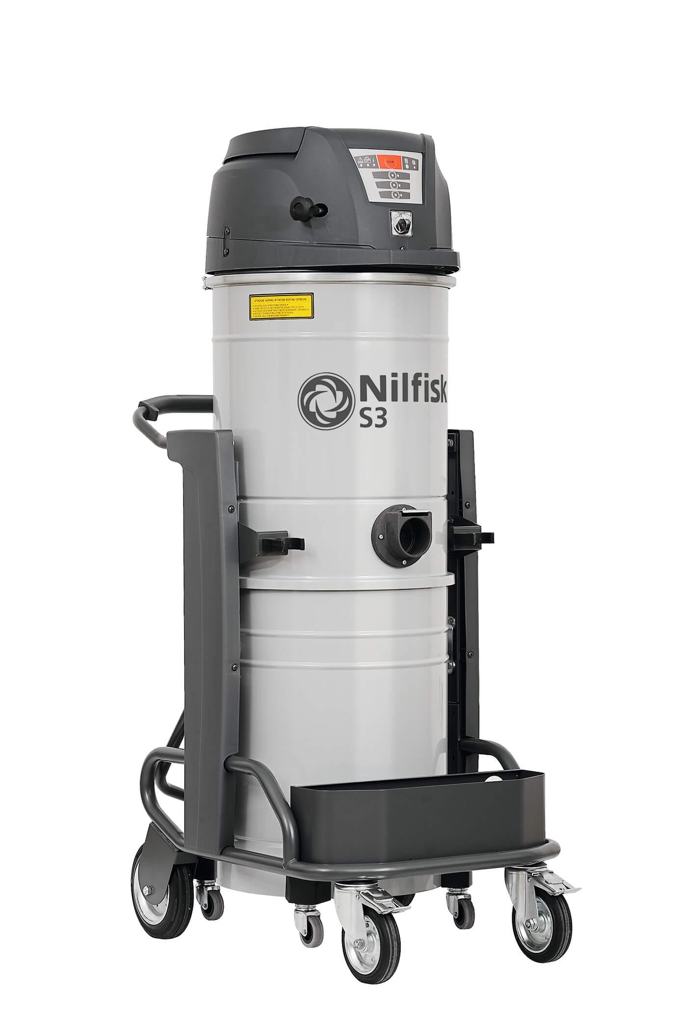 S3 Industrial Vacuum