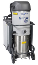 T48 Plus Industrial Vacuum Cleaner