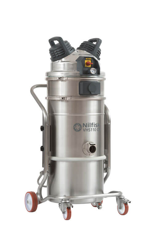 VHS110 CR Wet/Dry Cleanroom Vacuum