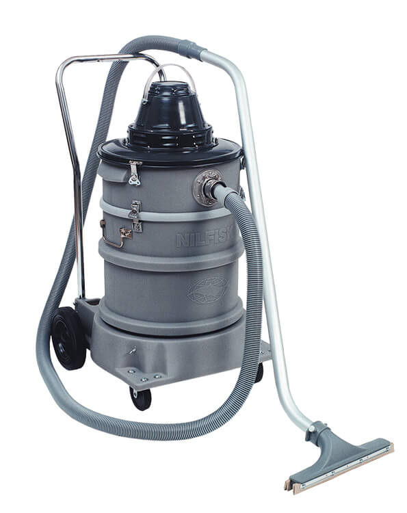VT 60A Air-Operated Wet/Dry Vacuum