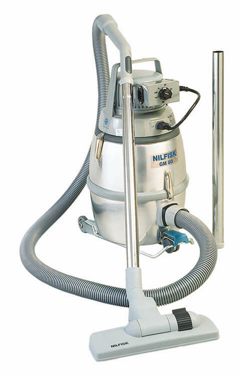GM 80 Vacuum Cleaner with Variable Speed Control