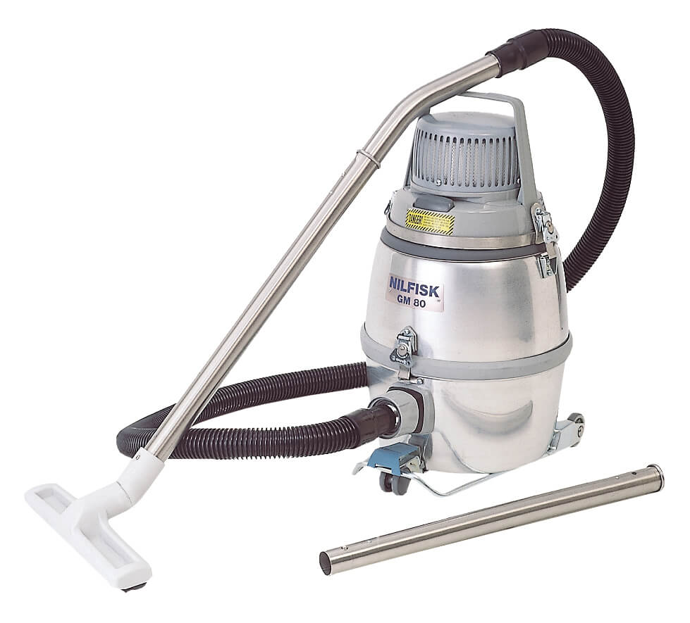Nilfisk_GM80CR Cleanroom Vaccum