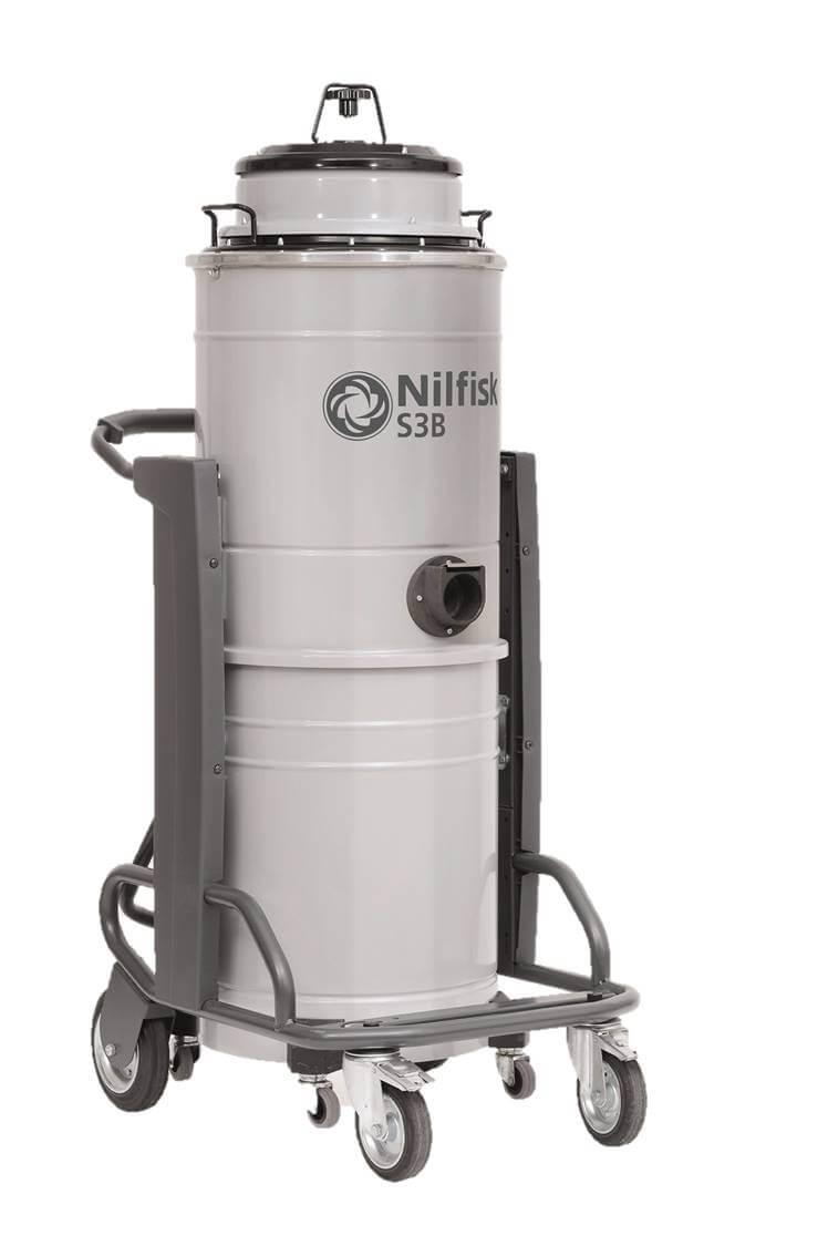 S3B Industrial Vacuum
