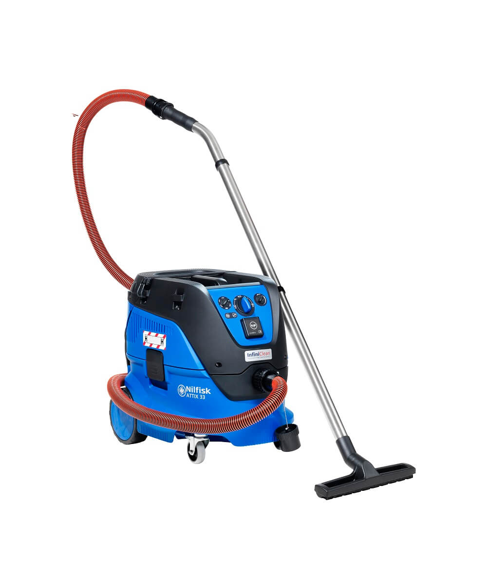 ATTIX 33 & 44 Wet/Dry Vacuums