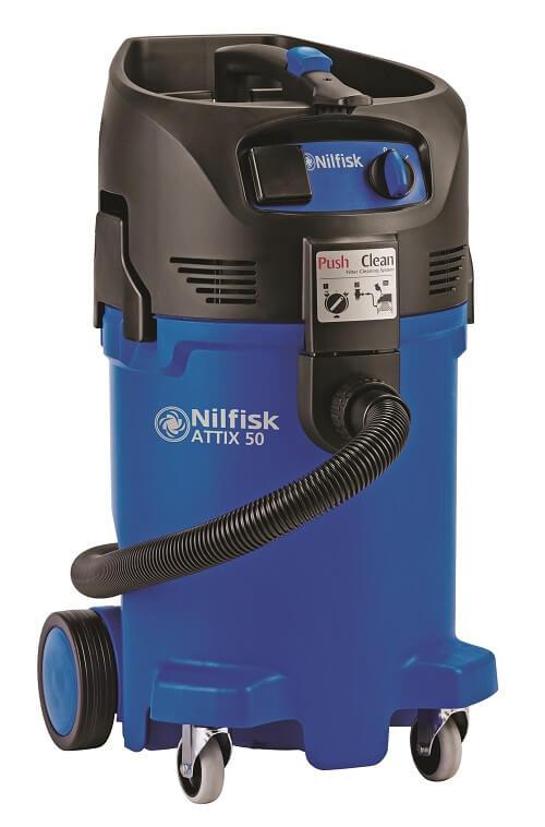 ATTIX 50 Wet/Dry Vacuum
