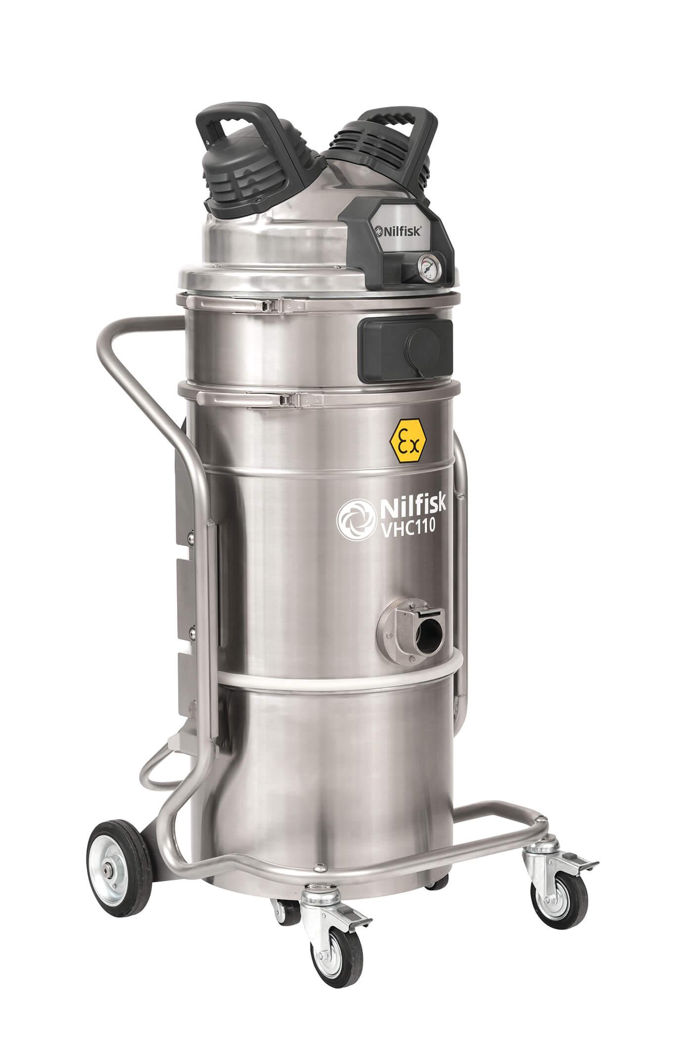 VHC110 EXP Industrial Vacuum